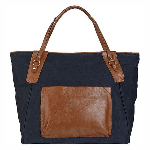 Monogrammed Union Tote