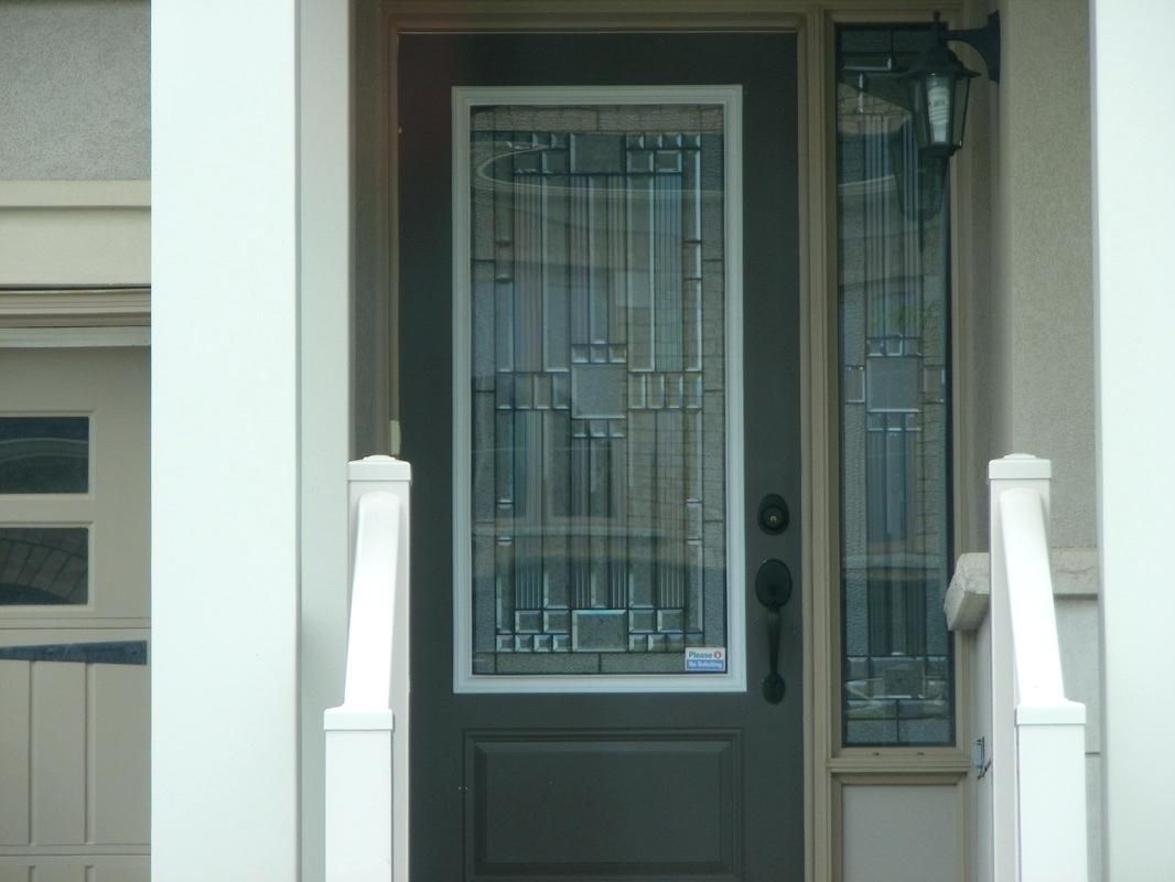 Decorative Glass Exterior Door Inserts Httpthefallguyediting