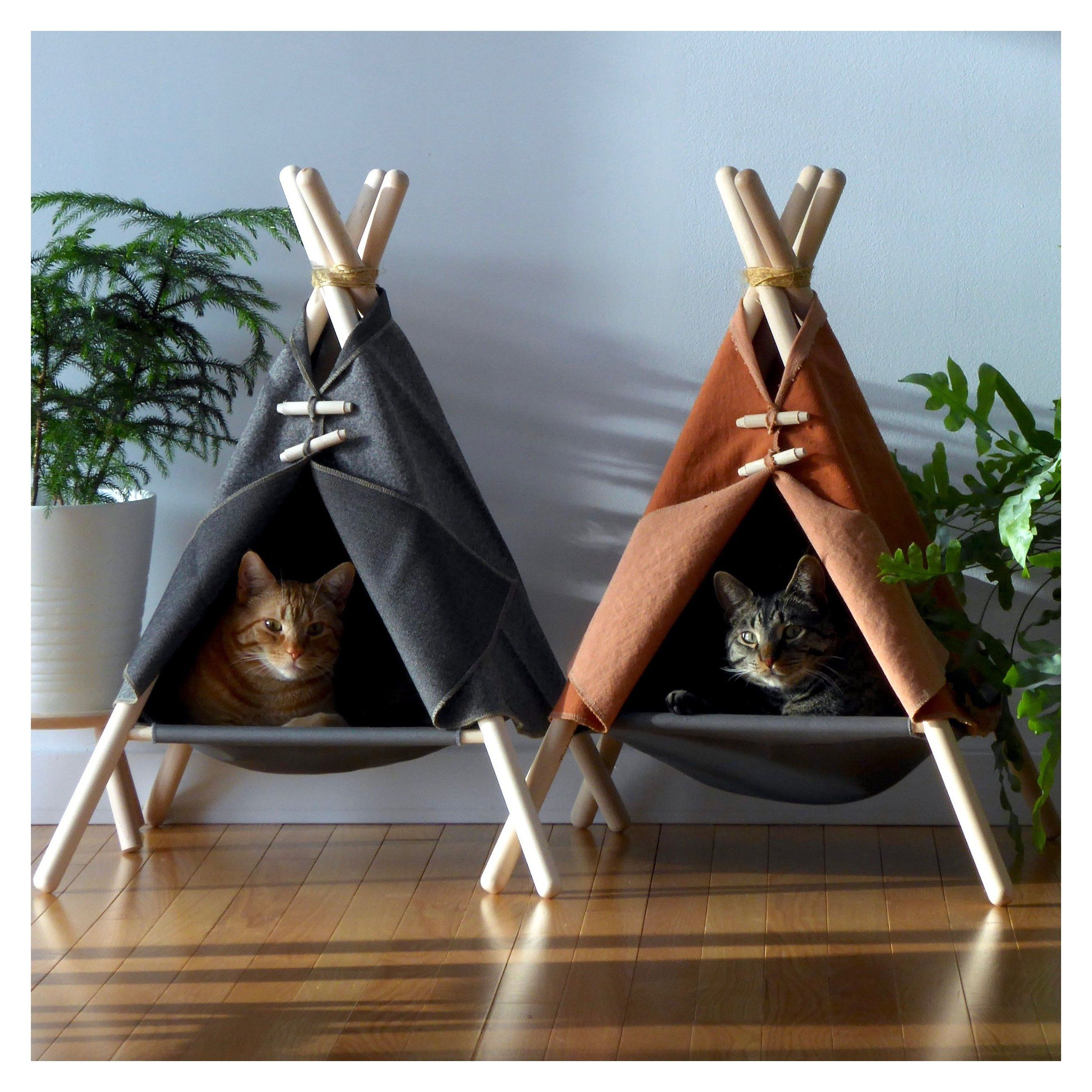 Adventure Tent cat bed The Adventure Tent is a super fun