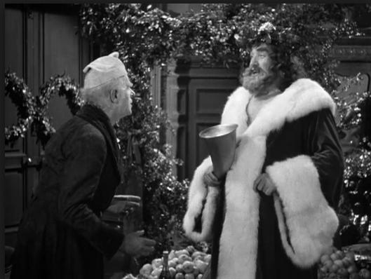 A Christmas Carol 1938 (My favorite version) Christmas