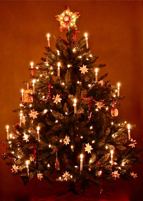 moravian star christmas tree | Moravian church History Heritage ...