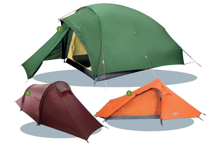 Sleeping out Three of the best two-person tents for backpacking OutdoorsRadar  sc 1 st  Pinterest & Sleeping out Three of the best two-person tents for backpacking ...