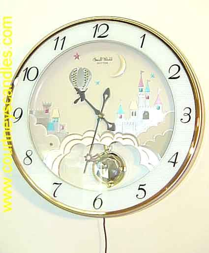 From Rhythm Small World Clocks The Clock S Hands Dance Every Hour On The Hour It Plays Six Melodies Trepak Gavotte Dance O World Clock Clock Clock Hands