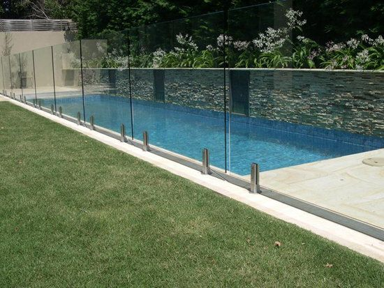 Australia Swimming Pool Frameless Glass Fence Case Glass Pool Fencing Swimming Pools Pool