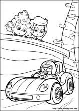Bubble Guppies coloring pages on Coloring-Book.info   Sicily\'s 3rd ...