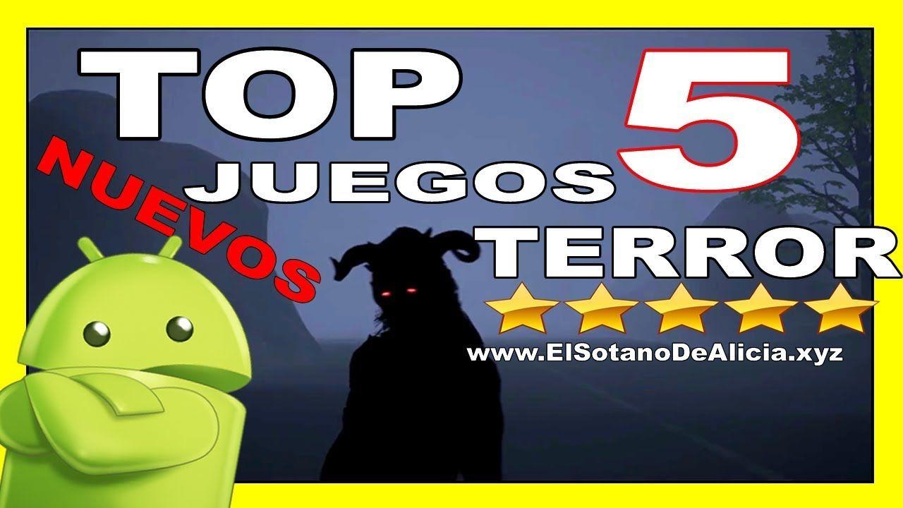 Top Nuevos Juegos De Terror Y Miedo Para Android 2018 Survival