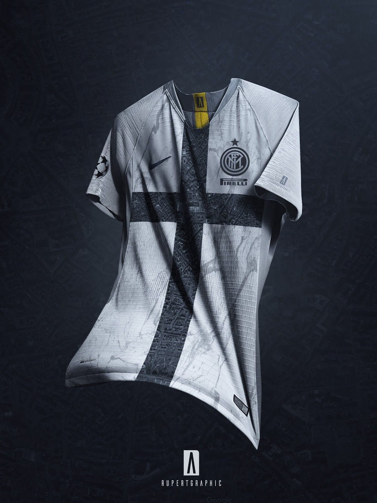 Update  Nike Inter Milan 18-19 Third Kit Leaked - Footy Headlines ... 05293c2b8