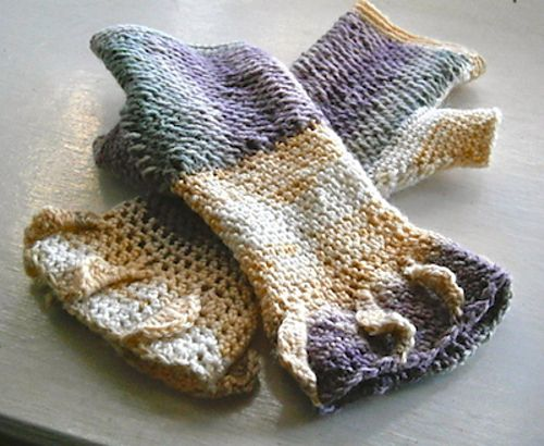Ravelry Blade Fingerless Mitts Pattern By Rose Powell Crochet