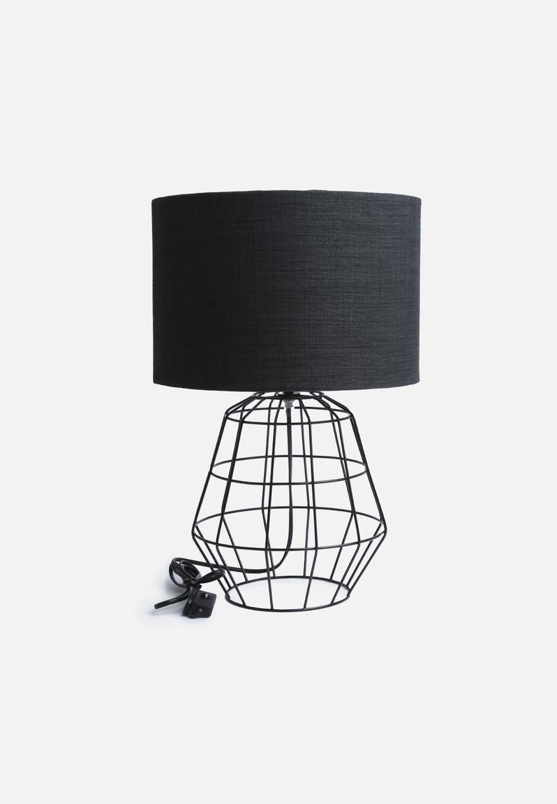 Wire table lamp decor pinterest apartment lighting wire table lamp greentooth Images