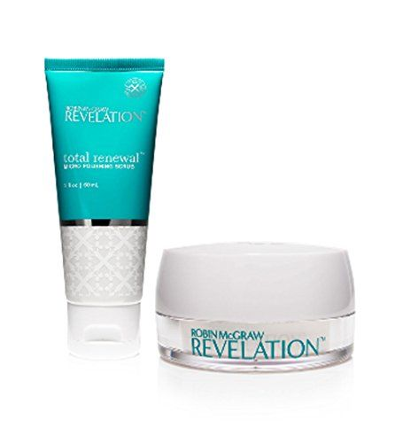 Robin Mcgraw Revelation Awaken Youth Overnight Cream Total Renewal Scrub Duo Details Can Be Found By Clicking On Th Overnight Cream Skincare Set Skin Care