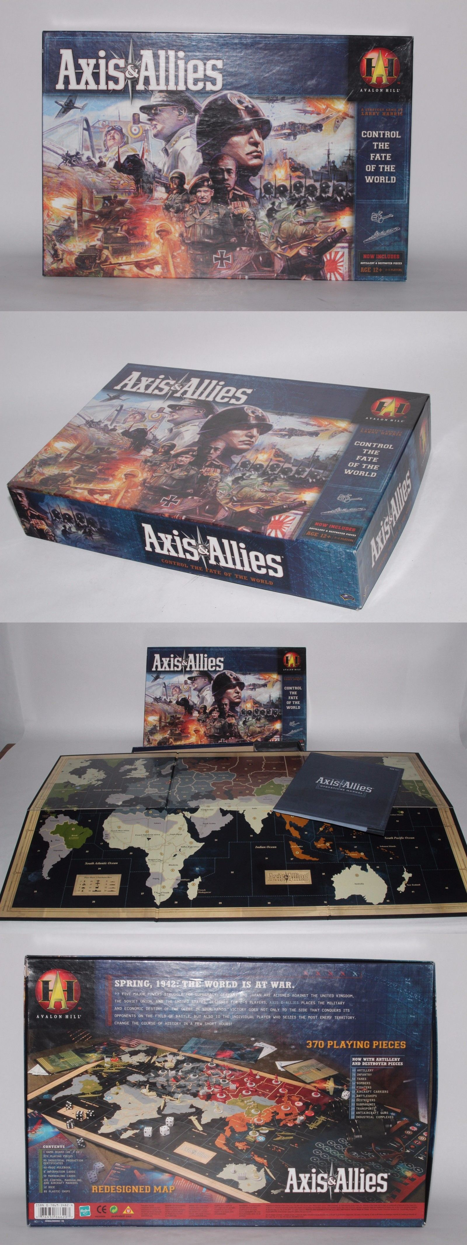 Pin on Axis & Allies