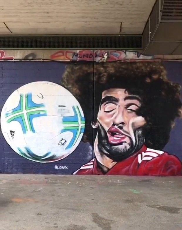 Pin By Yudi Syukur On City Pinterest Art Graffiti Art And Soccer Art