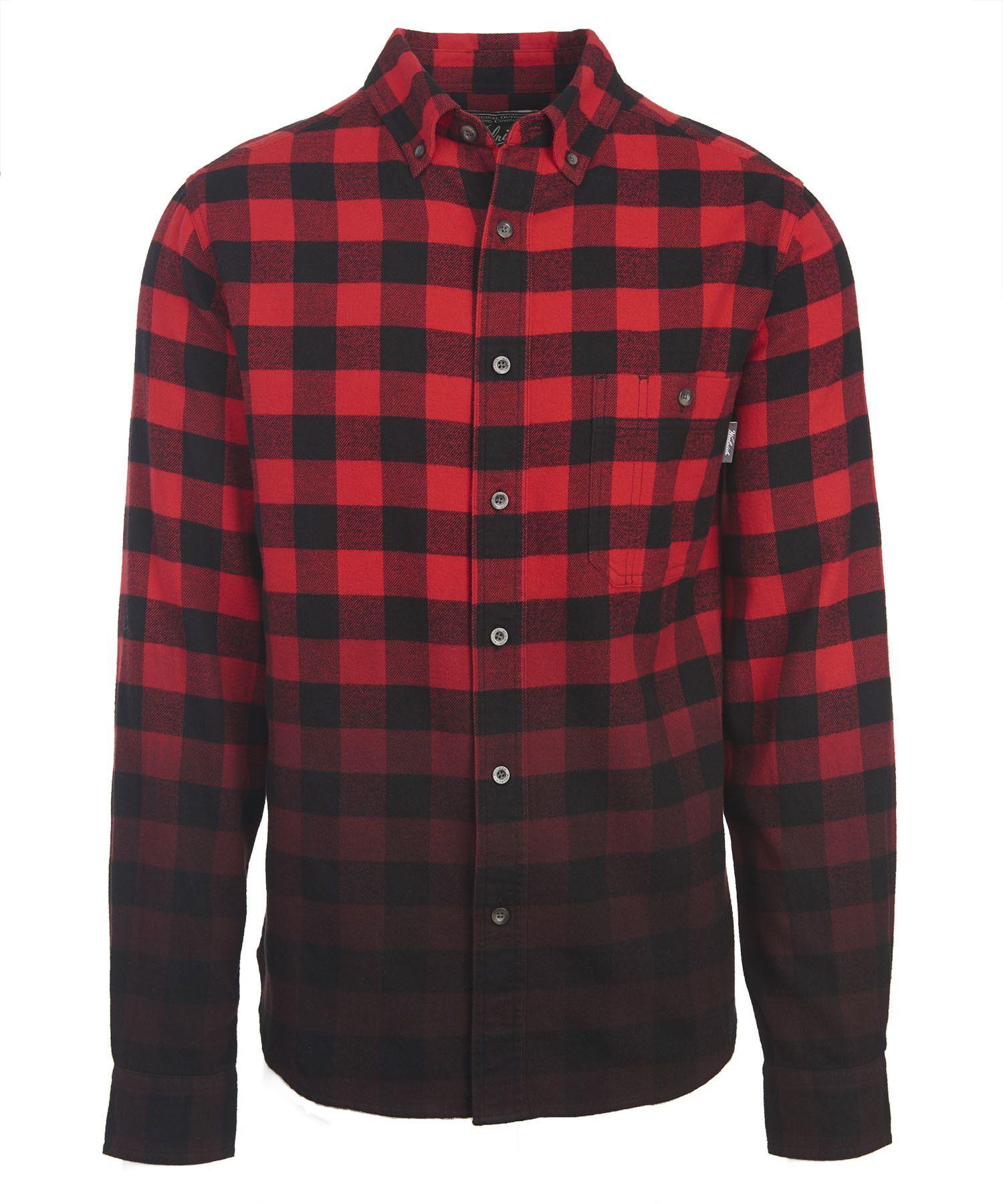 Men's Trout Run Dip Dye Flannel Shirt | Clothes | Pinterest | Dip ...