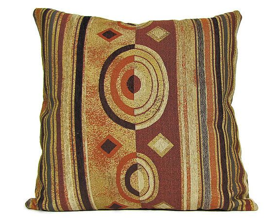 20x20 Pillow Concealed Zipper Pillow Decorative by ThePillowCafe, $45.00