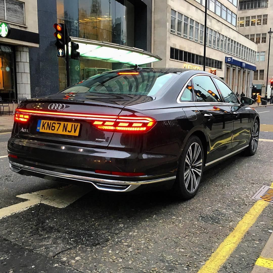 The New Audi A8 L Top Cars Europe Top Cars Eu On Instagram Rate It 0 100 The 2018 Audi A8 L Photo By Hyperbahn Audi A8 Luxury Car Interior Vw Group