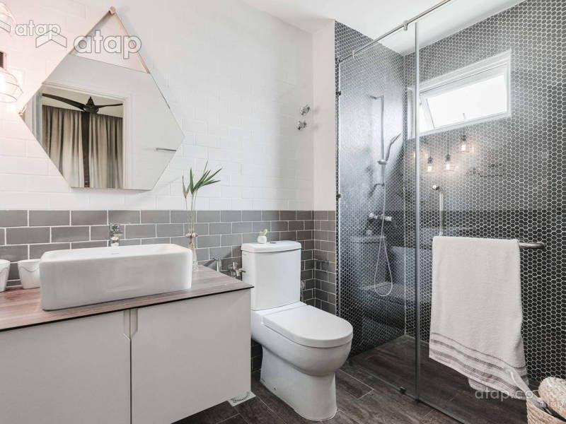 20 Malaysian Bathroom Design Ideas For Your Renovation Simple Bathroom Designs Bathroom Interior Design Bathroom Design Small