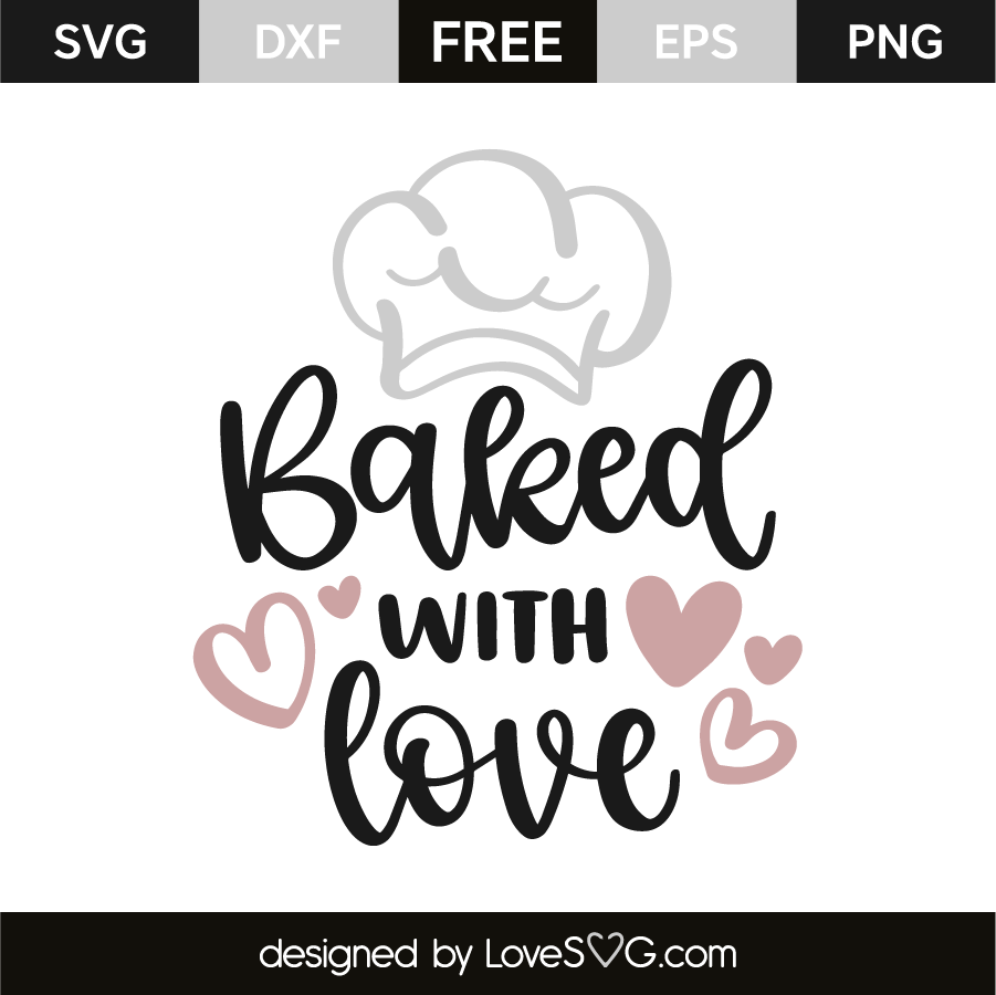 18++ Free baking svg files trends