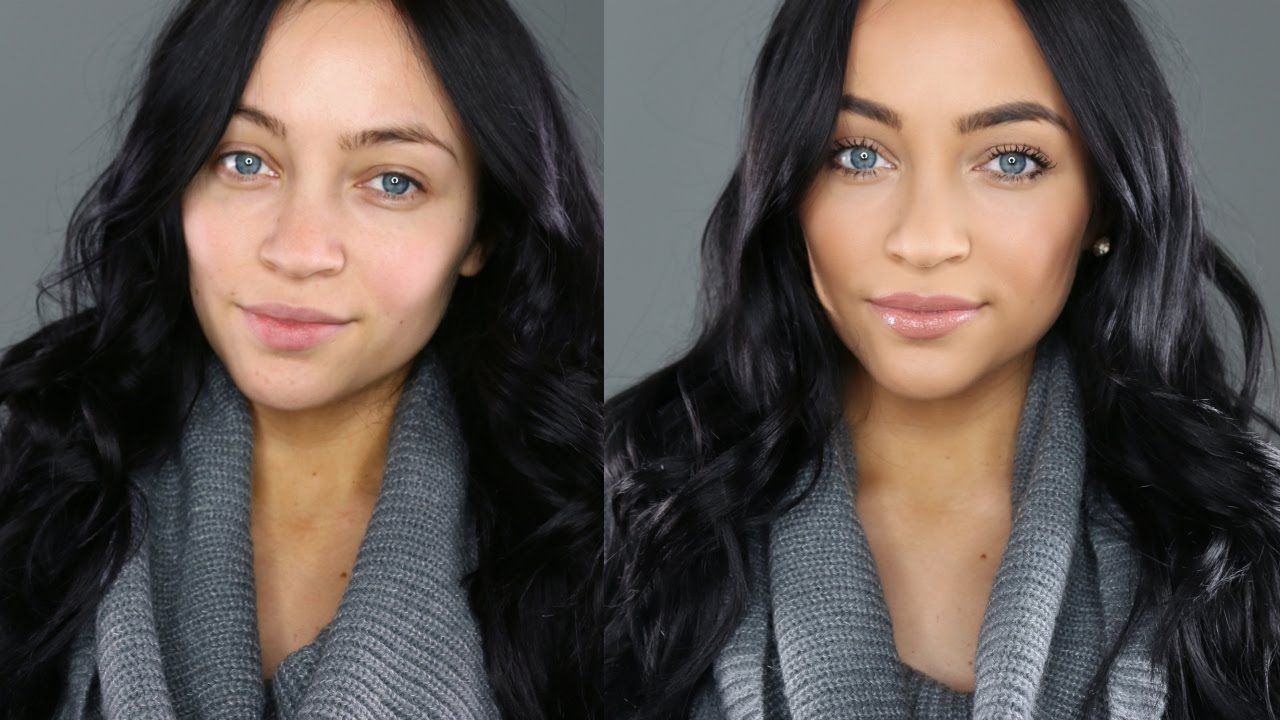 WINTER EVERYDAY MAKEUP ROUTINE EasyMakeupIdeas in 2019