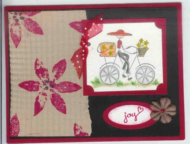 Joy! by kamuelamom - Cards and Paper Crafts at Splitcoaststampers
