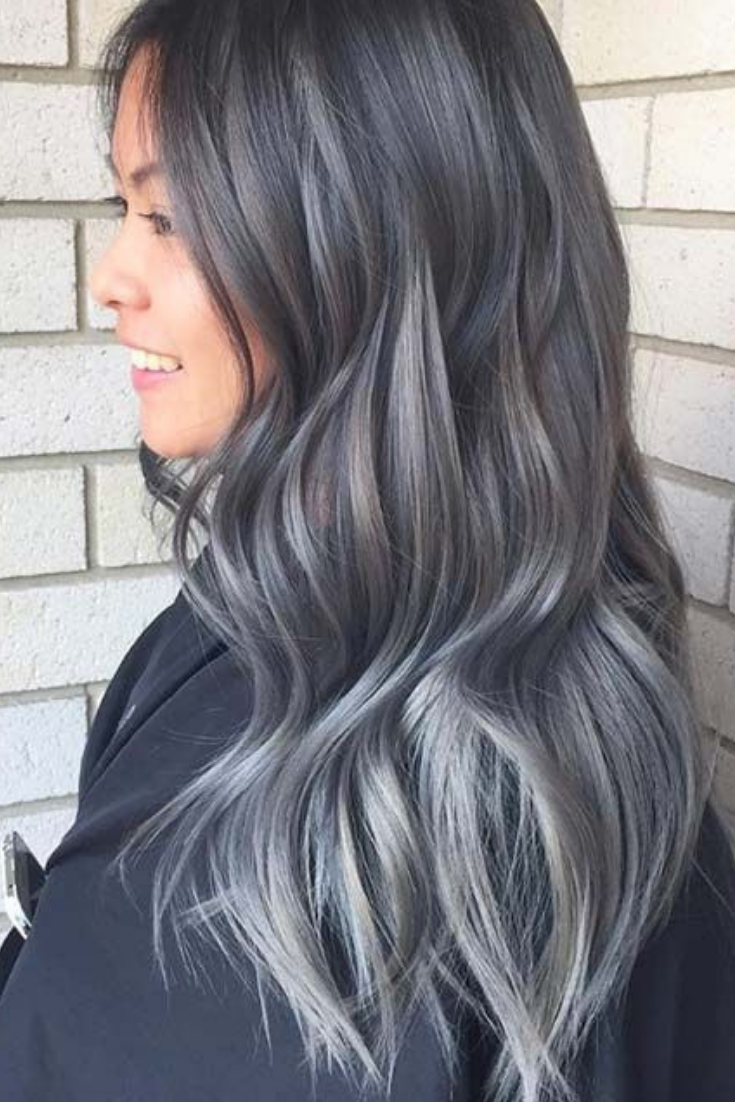 11 Hair Color Ideas That Will Blow Your Mind - Thewaall  Grey