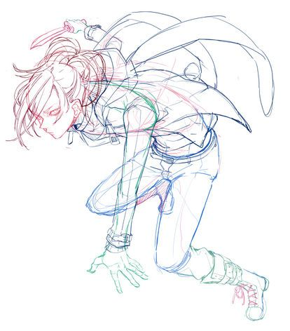 Pin By Apple 100 On Honeyworks Art Reference Poses Anime Poses Reference Digital Drawing