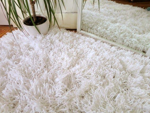 Fluffy Shaggy Wool Yarn Tel Rug Diy Tutorial