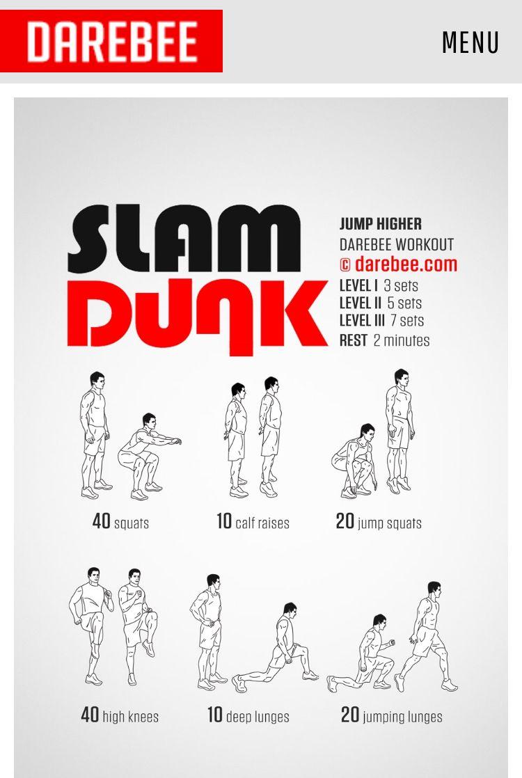 Pin By Dylan Tupa On Michael Jordan In 2020 Jump Higher Workout Jump Workout Vertical Jump Workout