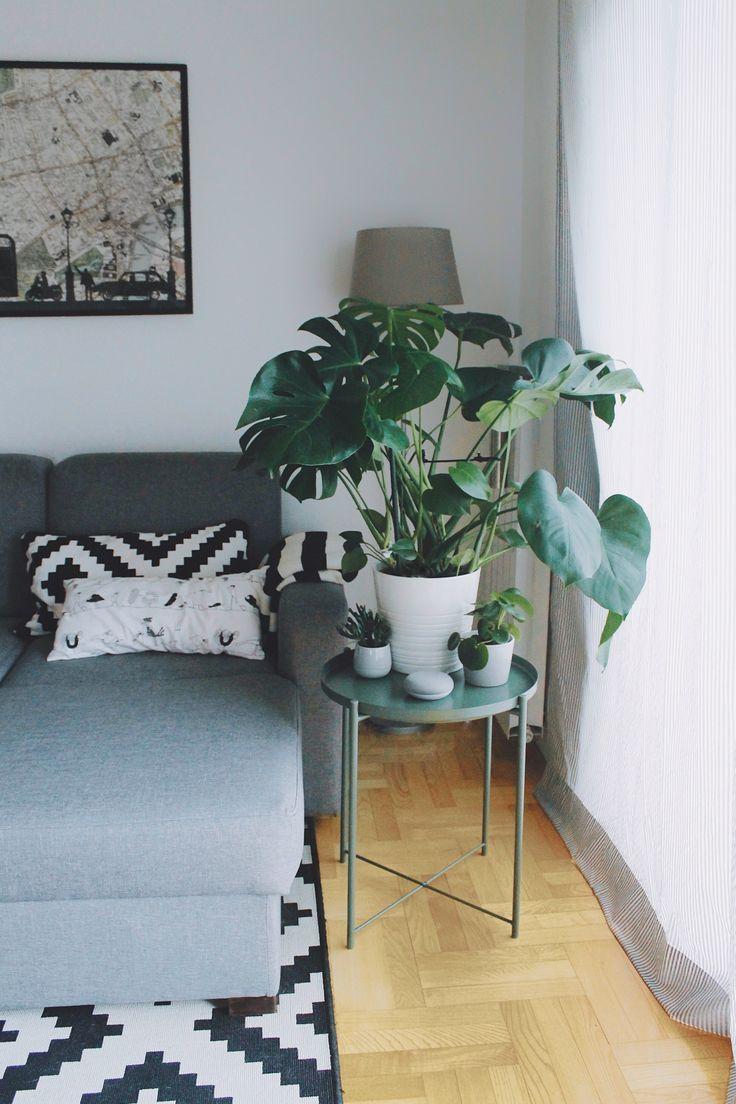IKEA Gladom table urban jungle plants urbanjungle