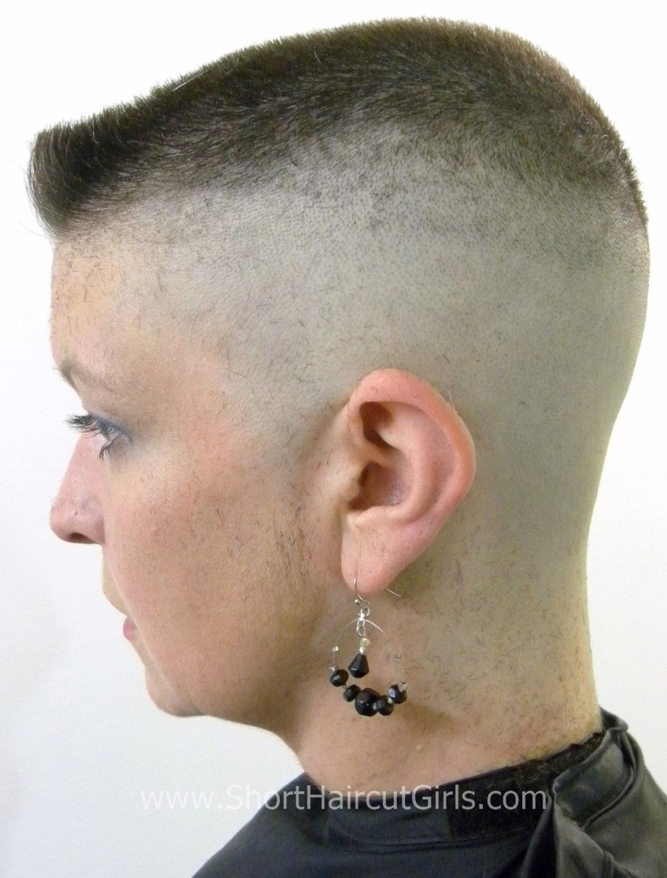 White Walled Flattop Haircut Fetish Pinterest Short Hair