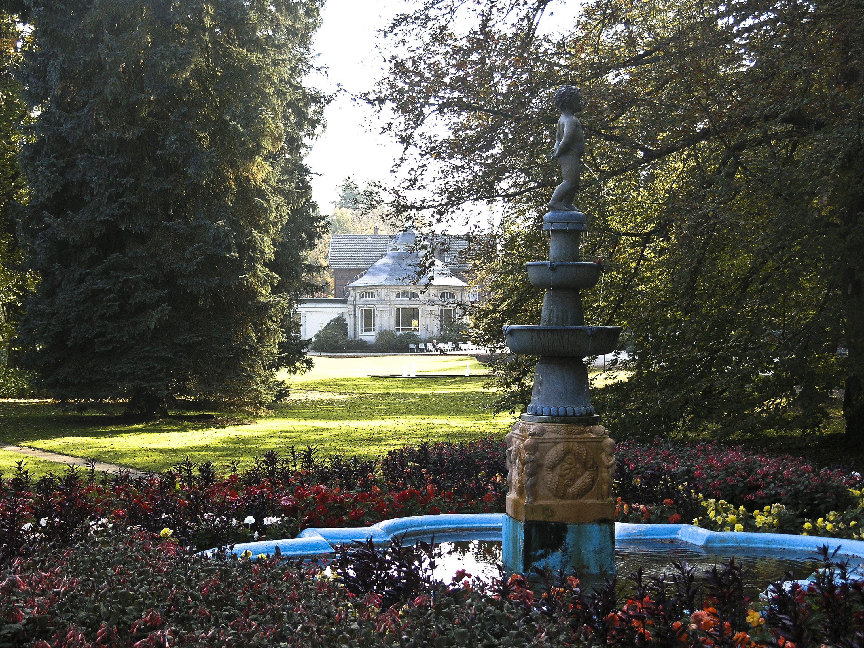 Extratour Tour De Natur Brunnen Im Kurpark Natur Brunnen Und Park