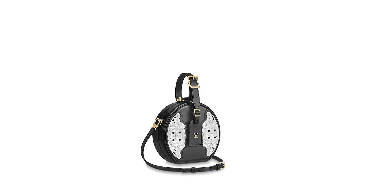 LOUIS VUITTON официальный сайт Россия - Сумка Petite Boite Chapeau Metallic  West Other leathers. Продается эксклюзивно в магазинах Луи Вюиттон. c06c838a9a092