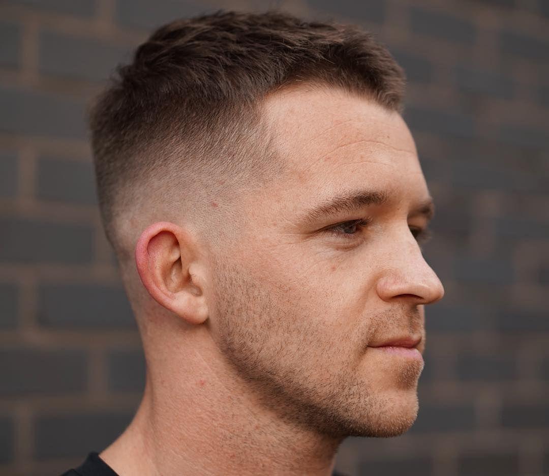 Top 16 Cool Men S Hairstyles For Receding Hairline Receding Hair