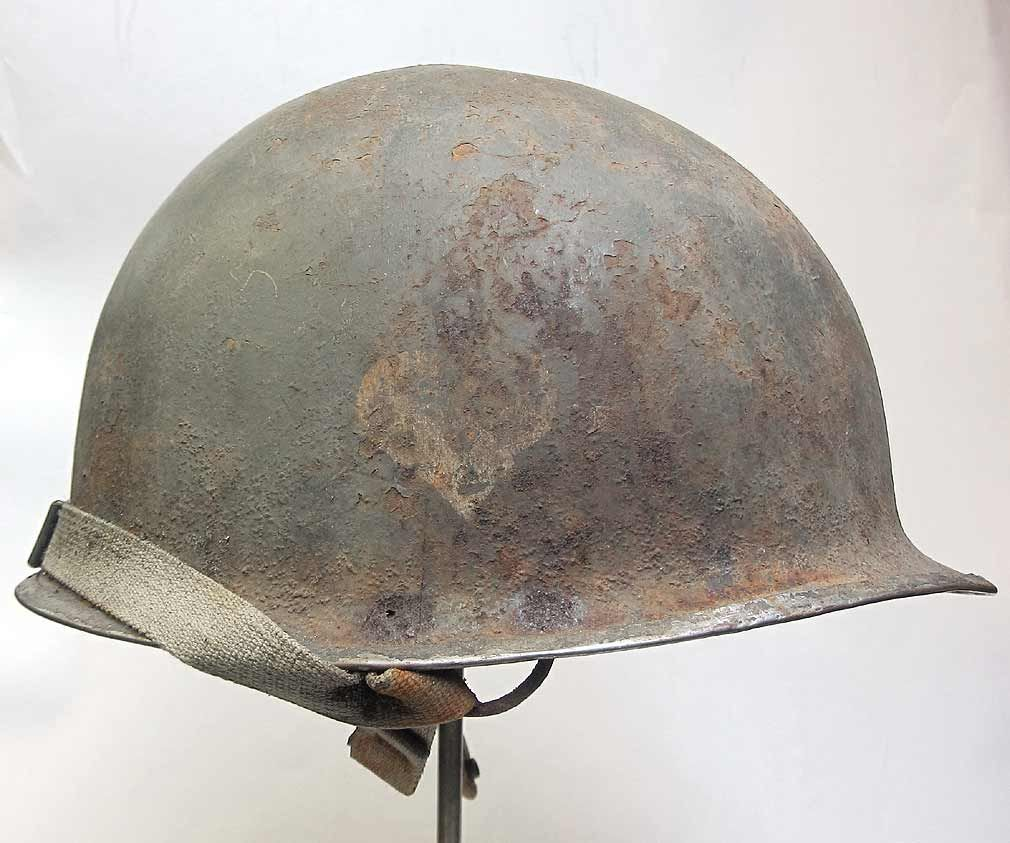 Ww2 usa m2 502d pir airborne helmet this is a reproine helmet military sciox Choice Image