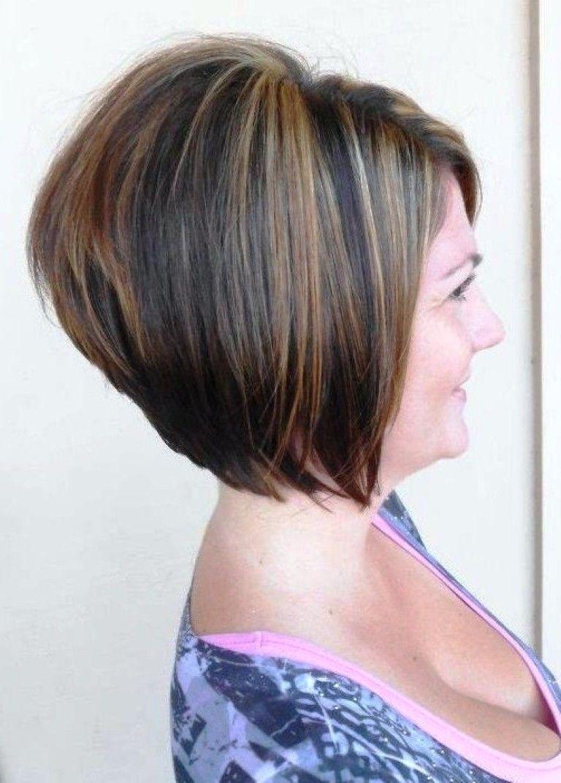 39++ Short stacked bob haircuts with bangs inspirations