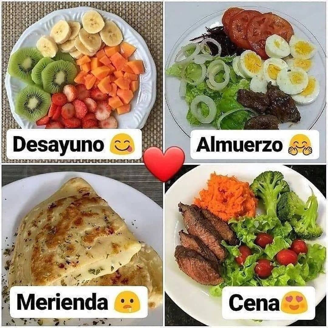 Adelgazar Comer Menos Comida Dieta Comida Saludable Bajar De Peso Recetas Comida Saludable Ensaladas