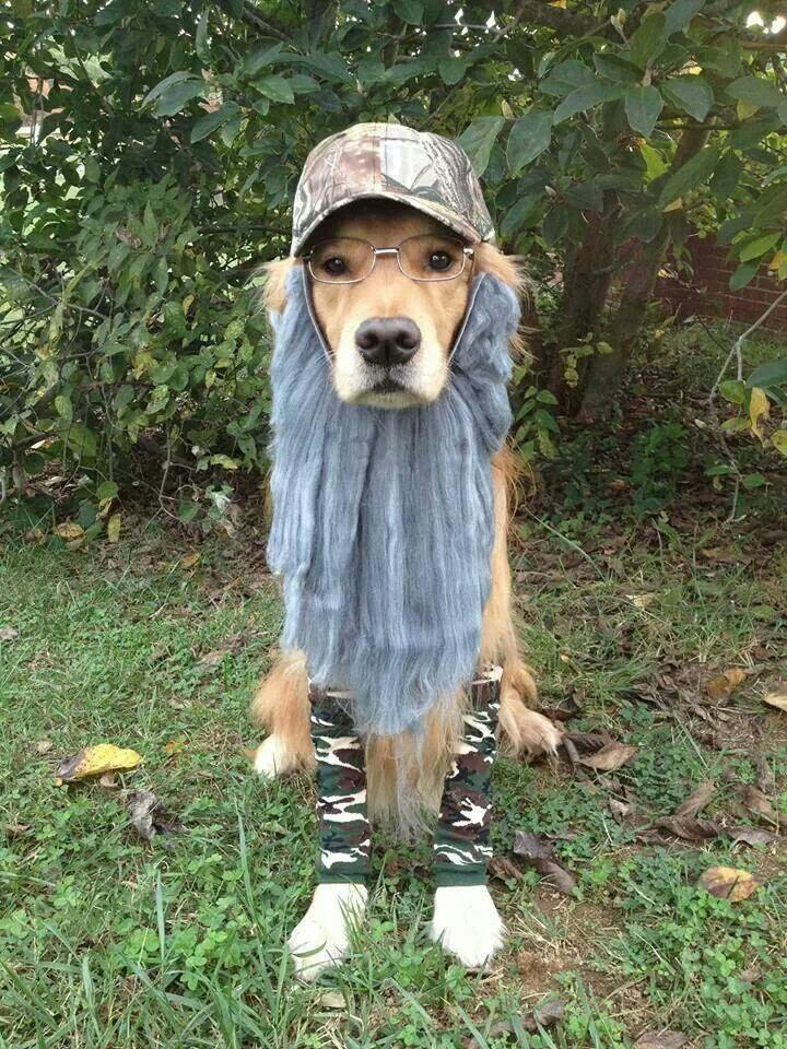 Duck Dynasty... OMG I love this!!! | Dog Costumes | Pinterest ...