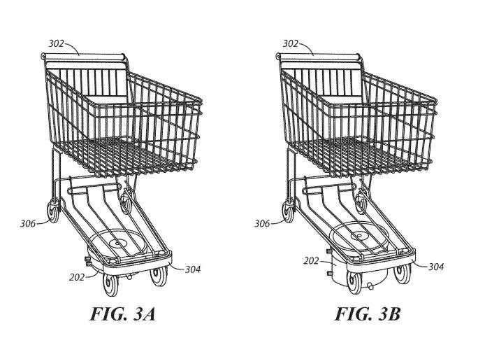 Wal-Mart shopping cart bot
