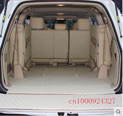 Good Mats Full Set Trunk Mats For Toyota Land Cruiser 200 7seats 2017 2007 Waterproof Cargo Liner Boot C Interior Accessories Land Cruiser Toyota Land Cruiser