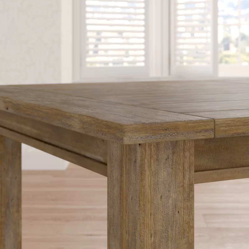 Gaia Driftwood Solid Wood Dining Table Solid Wood Dining Table Wood Dining Table Dining Table