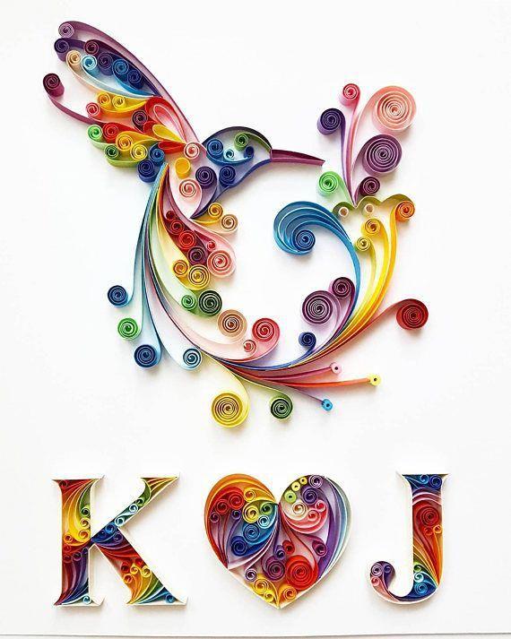 Paper Quilling Designs