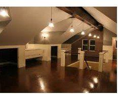 attic lighting. Attic Lighting On Rafter Attic