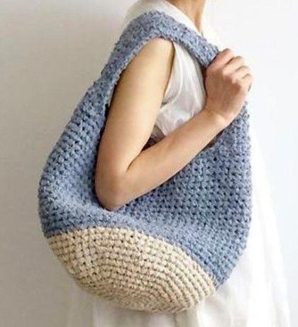 [펌] 코바늘 가방11 : 네이버 블로그 #crochethandbags