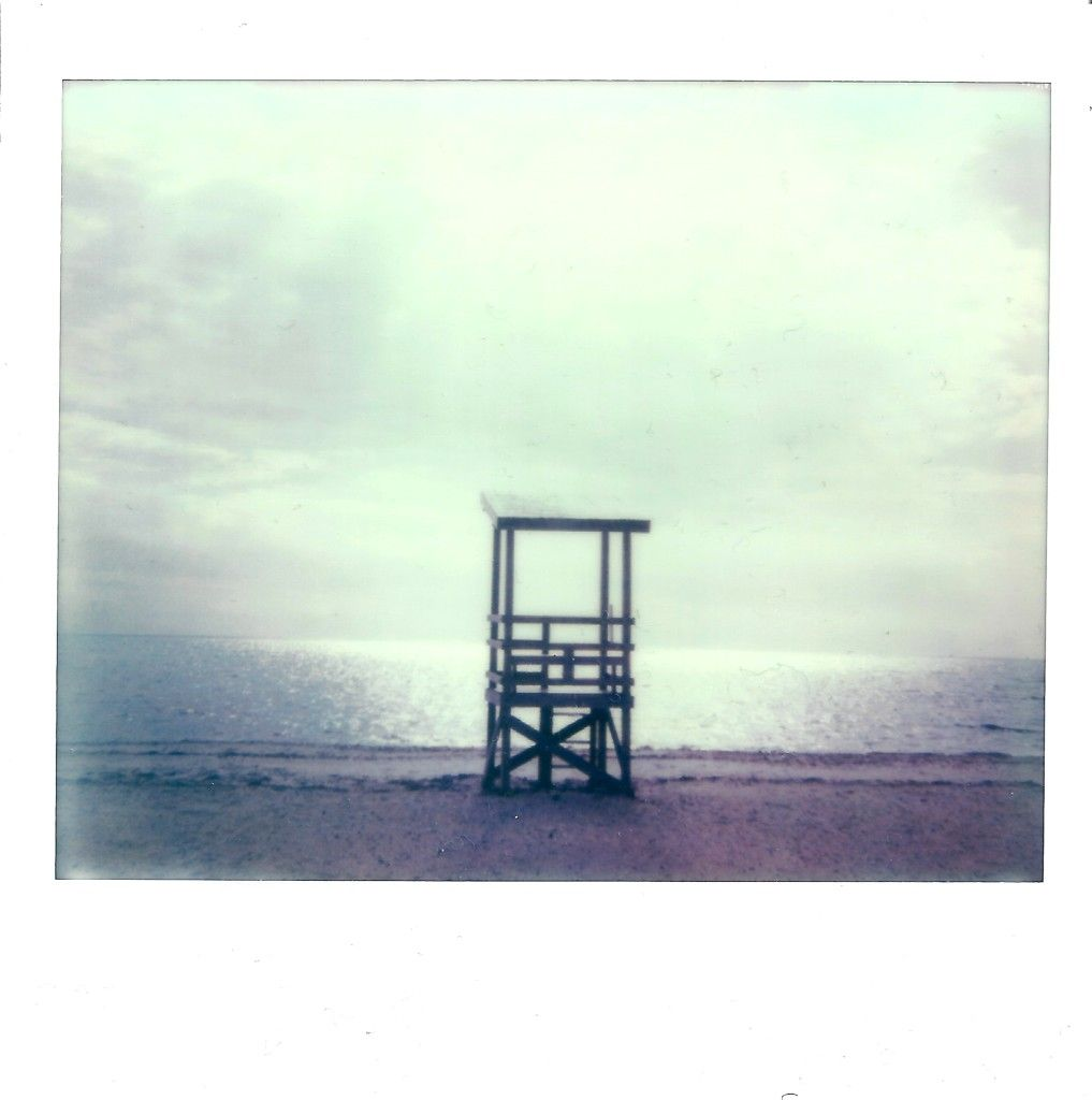 Taken With Spectra 2 Polaroid Camera In Cape Cod On