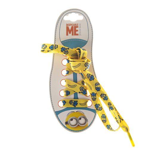 Minions Shoelaces