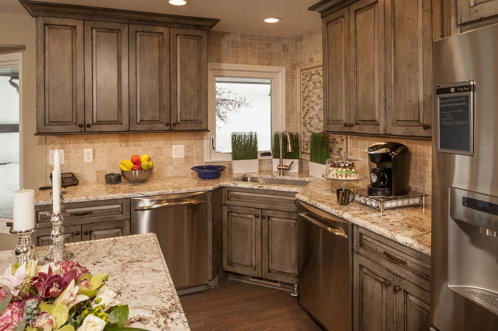 The Galley Shines - Franklin | Kitchen cabinets, Kitchen ...