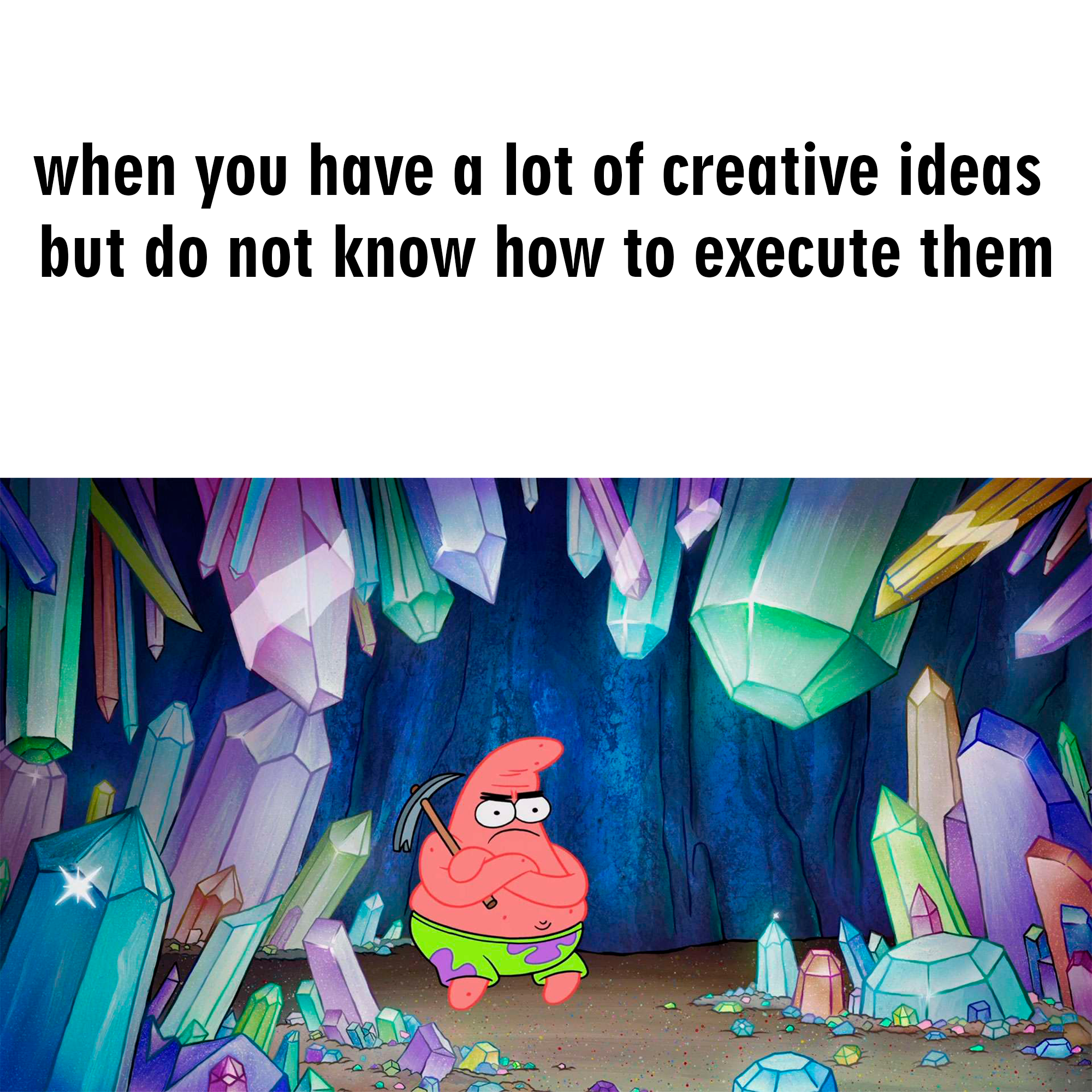 I Have A Project I M Working On I Ll Upload It To Youtube Once It S Finished In 2020 Funny Spongebob Memes Funny Relatable Memes Funny