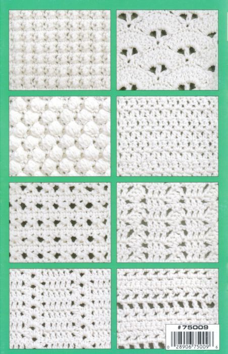 Beginner\'s Guide Crochet Stitches Pattern Book A5 | Crochet stitches ...