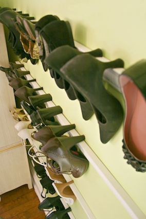 7 Awesome Organizing Hacks for Your Tiny Closet Great Ideas