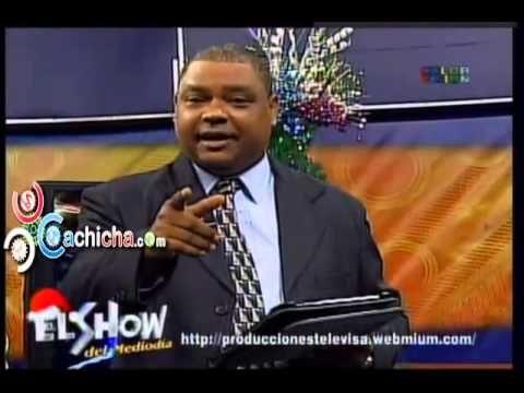 Canal 13 Será Vendido A Juan Ramón Gómez Díaz @Tiempoaridio #Video | Cachicha.com