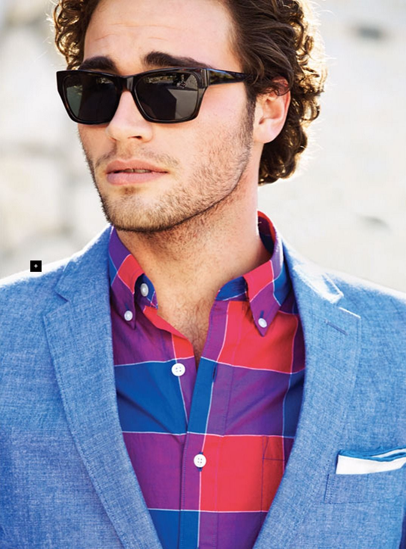Men Fashion - Spring & Summer 2013